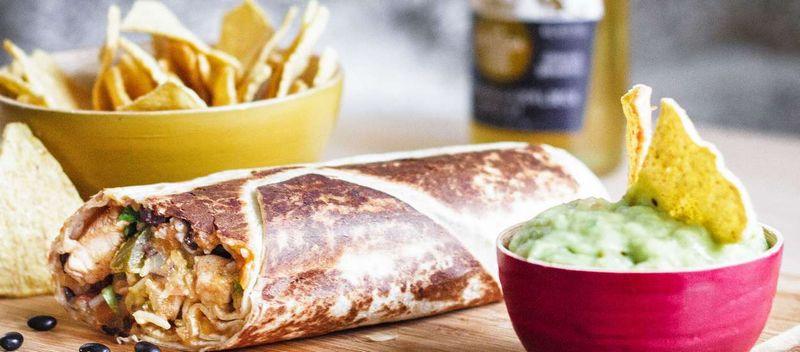 restaurant taco taco livre à Lyon
