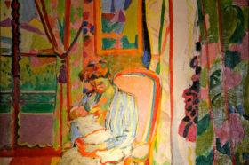 peinture moderne