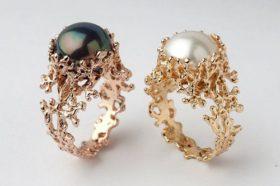 bijou en perle de tahiti