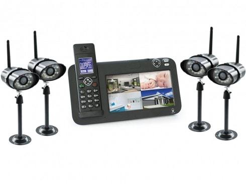 Videosurveillance pas cher sans fil
