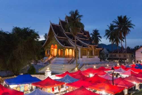 voyage Vietnam Laos Luang Prabang